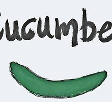 cucumber by gasponce