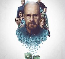 Breaking Bad  by NameIsSet