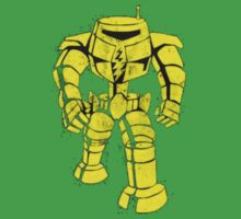 Robot by haqstar