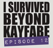 I Survived Beyond Kayfabe by David Bankston