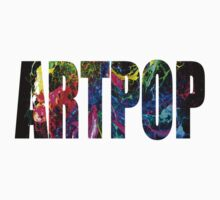 ARTPOP Color Splash by LuxLunae