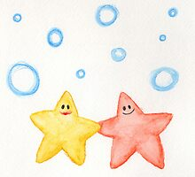 Starfish Love by Kaylah Harris