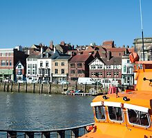 whitby lifeboat by photoeverywhere