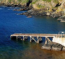 Lifeboat Slipway by Photography  by Mathilde