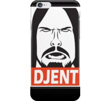 Djent Face iPhone Case/Skin