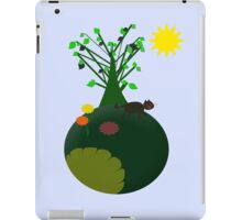 Live, laugh, play iPad Case/Skin