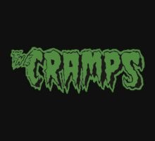 The Cramps logo by evaparaiso