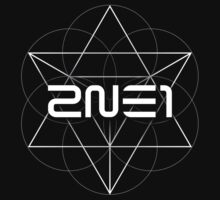 2NE1 Crush 2 by supalurve