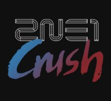 2NE1 Crush 3 by supalurve