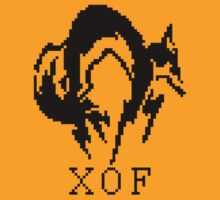 Metal Gear Solid - XOF 8-Bit by QuestionSleepZz