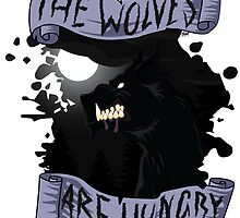 The Wolves are Hungry by SeffM