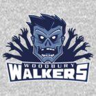 Woodbury Walkers by Blair Campbell