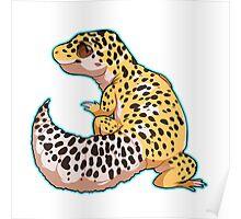 Leopard Gecko Poster