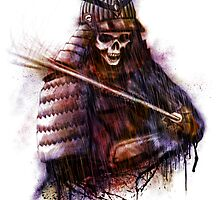 Dead Samurai by Thiago García