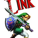 The Legend of Link by 666hughes