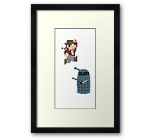4th Dr. Mario Framed Print