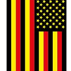 US Flag Germany by viixiigfl