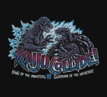 Kaiju Collide by AustinJames