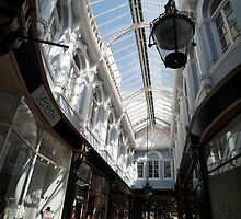 cardiff arcade roof by photoeverywhere