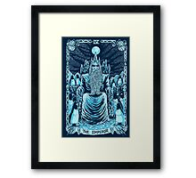 The Emperor Framed Print
