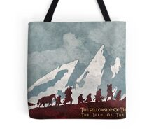 The fellowship of the ring Tote Bag