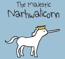 The Majestic Narwhalicorn by jezkemp
