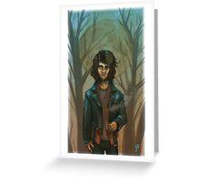 Peter Rumancek Greeting Card