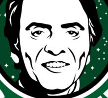 Star Stuff Coffee Sticker