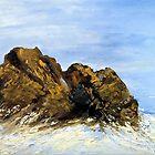 Like a Rock by Elizabeth Kendall