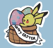 Happy Easter Pikachu by everlander