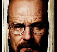 Im the one who knocks Breaking Bad by DanielKristian
