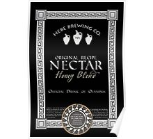 Fictional Brew - Nectar Poster
