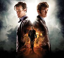Doctor Who Day Of The Doctor  by TheDoc81