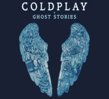 Coldplay Ghost stories by JustImagination