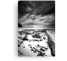 Lonely.. Canvas Print