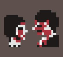 8-bit Demolition Lovers by cutiecraftings
