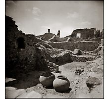 { Pompeii } Photographic Print