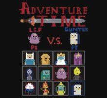 Adventure time showdown by atumatik