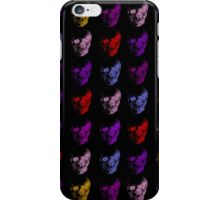 Colorful X Ray Skulls iPhone Case/Skin