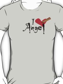 I Heart Angel T-Shirt