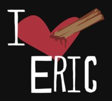 I Heart Eric by kayllisti