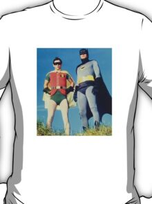 Batman and Robin 60's T-Shirt