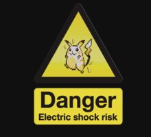 Danger-Electric Shock by MGraphics