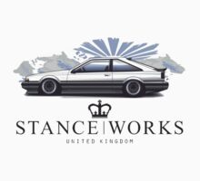 Stance Works by DriftWood7