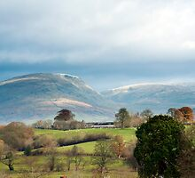 Red Screes, English Lake District, Cumbria by photoeverywhere