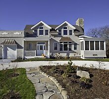 Rhode Island Beach House by forumphi