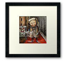 Thief Of Dreams Framed Print