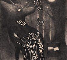 Howlite by Hannah Falvey