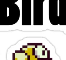 Amazing Bird Sticker