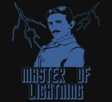 Master of Lightning by CarloJ1956